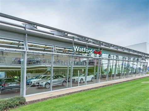 New & Used Audi Dealership In Watford