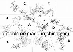Stihl 044 Parts Diagram