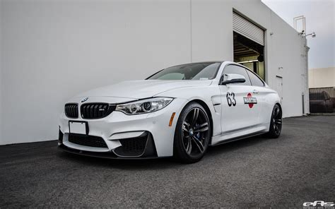 Bmw Mineral White by Quite The Package Mineral White Bmw M4 Gets Modded
