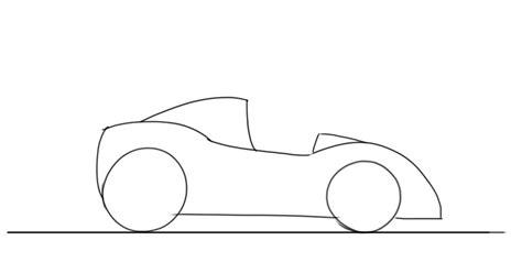 cartoon car drawing easy cartoon cars drawings