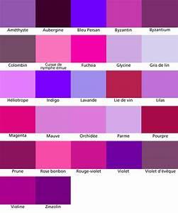 Le Mauve Se Marie Avec Quelle Couleur : violet vtm coaching ~ Nature-et-papiers.com Idées de Décoration