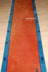 Ikea Teppich Läufer : ikea gabbeh teppich 300x80cm orientteppich l ufer galerie rot blau ~ Orissabook.com Haus und Dekorationen