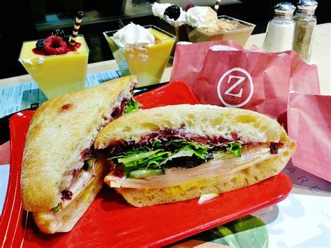 Cafe Zupas Sandwich