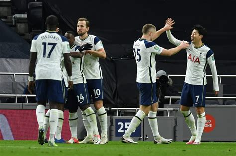Tottenham Hotspur player ratings vs Fulham- The 4th Official