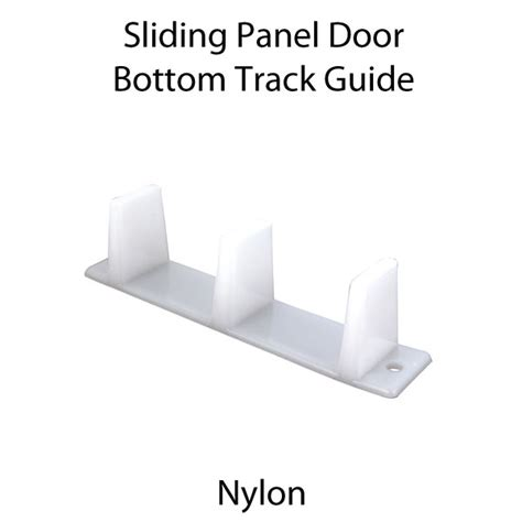 sliding closet door floor guides www pixshark