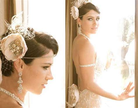 Wedding For Short Hair : 20 New Wedding Styles For Short Hair