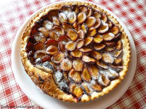 recette tarte quetsches et poudre d amande recette tarte quetsches et poudre d amande dessert