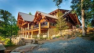 Les Constructeur De L Extreme Maison En Bois : 15 faits les maisons de bois rond pioneer immobilier casa ~ Dailycaller-alerts.com Idées de Décoration