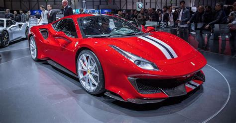 488 Pista Picture 488 pista is a specialized track day weapon roadshow