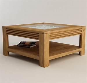 Table En Teck Massif : table basse teck massif collection jelita table basse table meubles bois ~ Teatrodelosmanantiales.com Idées de Décoration