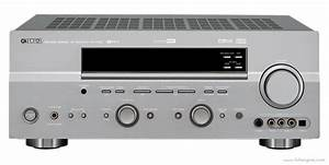 Yamaha Rx-v650 - Manual - Audio Video Receiver