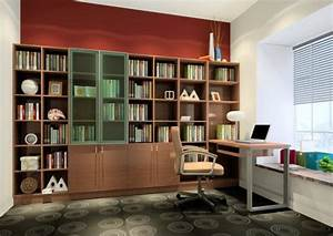 Study room furniture designs 3D House