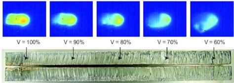 nir images  cut quality  laser flame cutting st