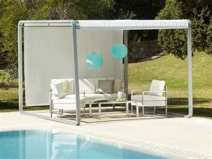 Pergola Bois Leroy Merlin : relax junto a la piscina nuevo estilo ~ Melissatoandfro.com Idées de Décoration