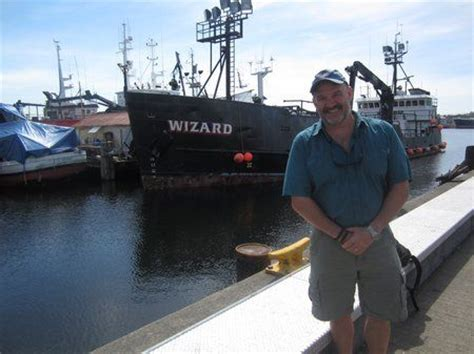 deadliest catch wizard sinks wizards the wizard and the o jays on