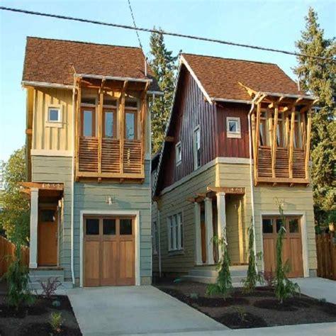 Skinny Homes On Tiny Lots