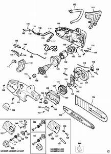 Stihl Ms290 Chainsaw Parts Diagram
