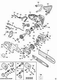 Stihl Chainsaw Parts Diagram