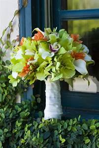 Sacramento Wedding Flowers Citrus Colored Wedding At Wine