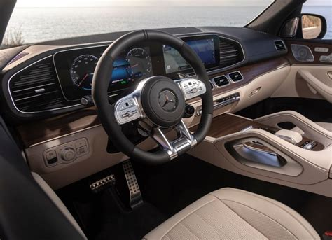 Explore vehicle features, design, information, and more ahead of the release. The Mercedes-AMG GLS 63 Is Faster Than a Corvette