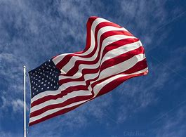 Image result for american flag in breeze