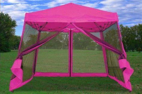 pop  canopy party tent gazebo ez  net pink wpichttpwwwamazoncomdp