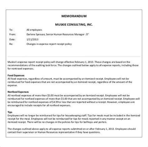 what is a business memo 12 business memo templates free sample example format