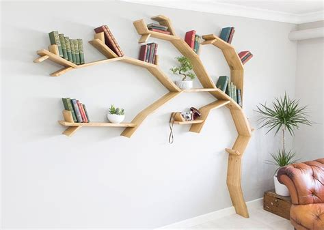 Buy Tree Branch Bookshelf by These Sweet Bookshelves Look Like Tree Branches
