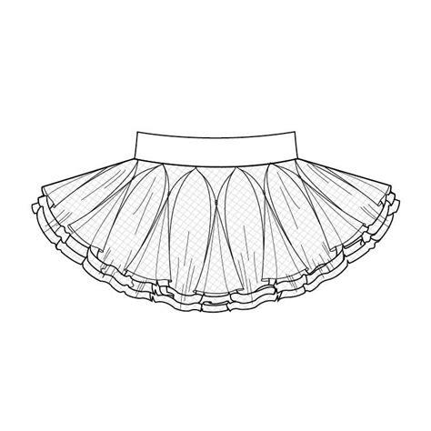 skirt clipart black and white ballerina tutu skirt clipart clipart suggest