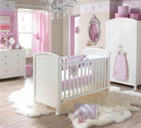 décoration chambre bébé vintage deco de chambre de bebe fille
