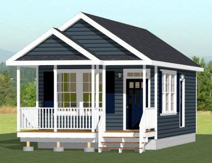 16x28 Tiny House  #16x28h1d  447 Sq Ft  Houses
