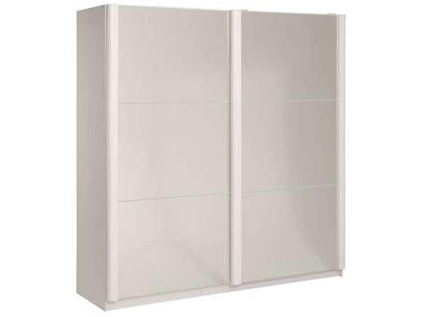 armoire 2 portes coulissantes westley coloris conforama pickture