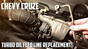 2011 Chevy Cruze Coolant Hose Diagram