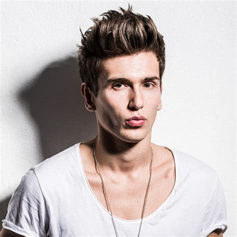 quiff hair styles 12 modern and stylish the quiff hairstyle hairstyles