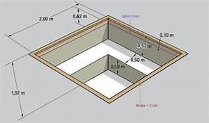 Fabriquer Un Jacuzzi : spa en kit spa b ton sur mesure ~ Melissatoandfro.com Idées de Décoration