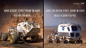 Mars Exploration Vehicle Roving on Earth | NASA