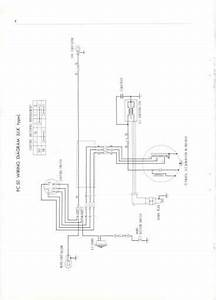 Honda Pc50 Uk  1968  Wiring Schematic
