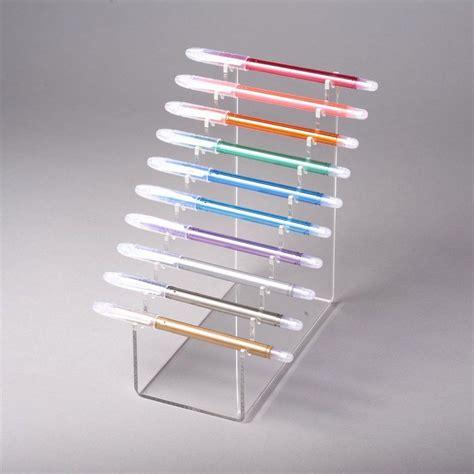 displays desk organization diy acrylic display case perspex