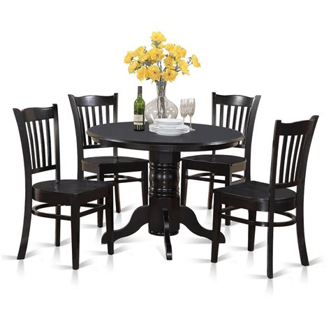 pc small kitchen table set  table   dining chairs