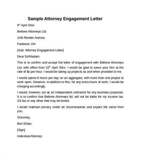 legal letter  client