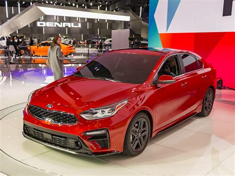 kia forte revealed review price specs release