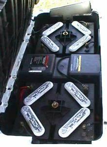 12 Volt For 48 Volt Golf Carts