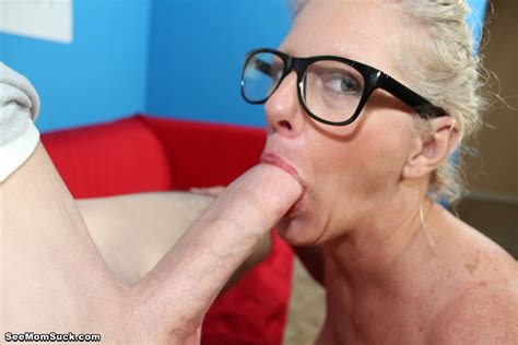 Serena Sucking A Big Teen Cock And She Gets A Big Facials