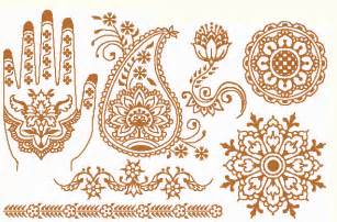 Indian Henna Designs and Meanings