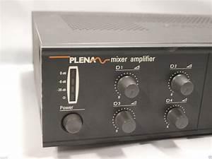 My Shop Philips : philips lbb 1906 10 plena mixer amplifier ebay ~ Eleganceandgraceweddings.com Haus und Dekorationen