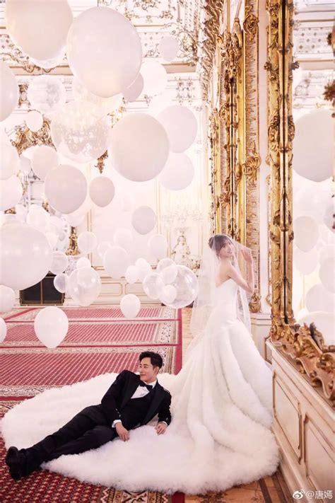 唐嫣罗晋终于官宣结婚啦!追了6年的偶像剧在今天画上句点_凤凰网时尚_凤凰网