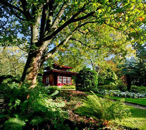 Japanischer Garten Leverkusen Kirschblüte by Japanischer Garten Und Carl Duisberg Park In Wiesdorf