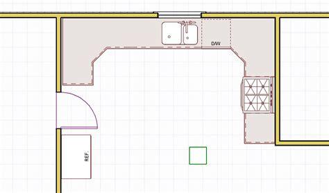 Small U Shaped Kitchen Layout Ideas  Afreakatheart