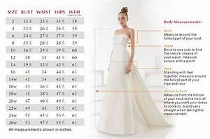 wedding dress size chart canada seven things you With wedding dress size chart