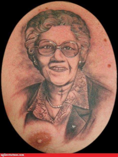 ugliest tattoos  interrupting nipple bad tattoos